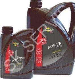 Sunoco 4T GP POWER SAE 15W50